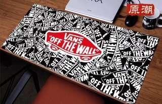 900x400x3mm XL Gaming Mousepad - Vans Off The Wall