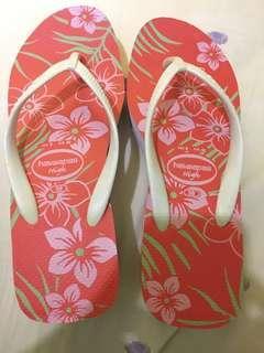 🚚 Havaianas High Fashion 厚底