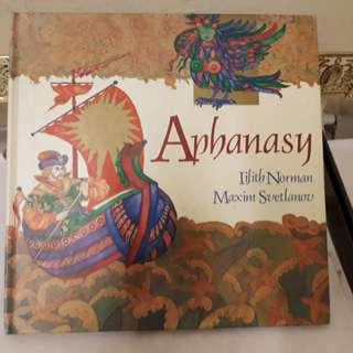 Aphanasy by Lilith Norman and Maxim Svetlanov
