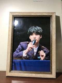 🚚 BTS Suga展覽照片(含框)