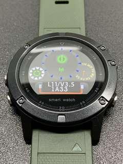 NEW! Outdoor Sport/Military IP68 Smart Watch