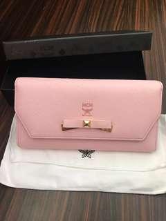 🚚 Authentic MCM long wallet
