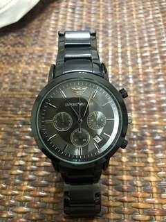 急售 阿曼尼 Armani 訂製高端手錶