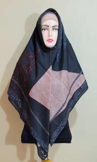 Shawl and veil