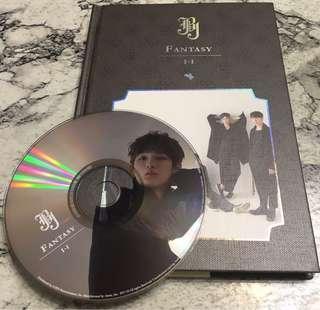 JBJ mini album Fantasy