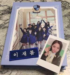 Fromis_9 mini album To Heart