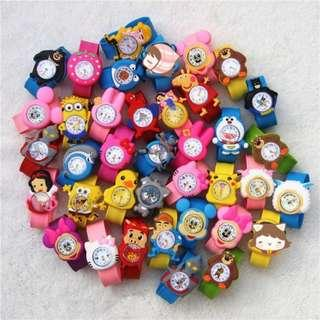 Rubber Kid Cartoon Kids Watch Hello Kitty Watch Kids Gifts Cute Watch