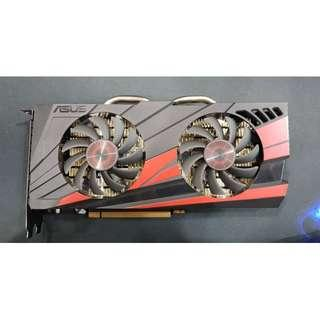 Asus Nvidia GTX960 4GB Graphic Card