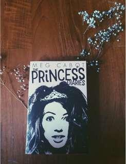 🚚 [ wts ] the princess diaries (first book) !!