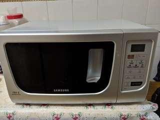 🚚 Samsung Microwave Oven