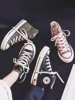 Ulzzang High Cut Sneakers