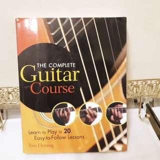 The Complete Guitar Course by Tom Fleming