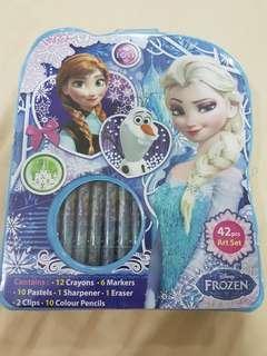 Disney Frozen 42 pcs Art Set