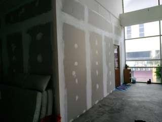 Partition Drywall Board Gypsum Material for Room Office or Home