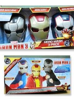 Iron Man 面具套裝繫列
