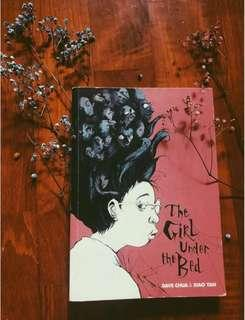 🚚 [ wts ] the girl under the bed !!