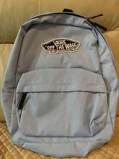 Vans Sky Blue Backpack 牛仔藍背囊