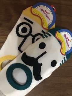 Socks 船襪