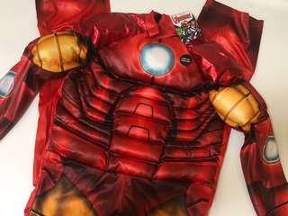 全新正版Ironman 造型Costume