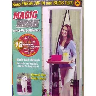 Magic Mesh Curtain Net