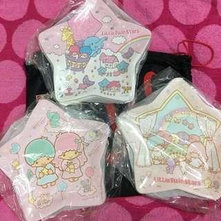 BN - Sanrio Little Twinstars Plate - 3 designs