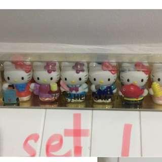 BNIP - Sanrio Hello Kitty - Each pack 6 for $11