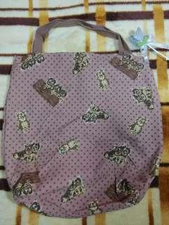 Totebag with zipper 33