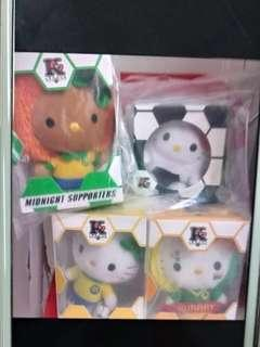 Clearing Stocks - Mcdonalds Hello Kitty World Cup