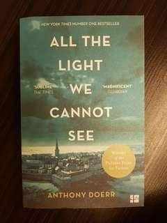 🚚 016. All The Light We Cannot See, By Anthony Doerr