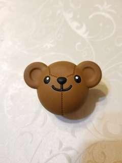 熊仔耳機收納夾