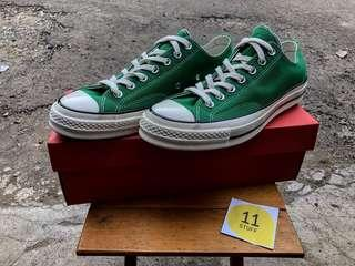 Converse CT 70s Low Green