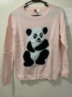 Knitted long sleeves / sweater / winter wear