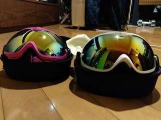 滑雪風鏡 snowboard ski goggles