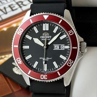 """[BNIB] Orient Mako III """" Tudor Black Bay Homage """" RA-AA0011B19B Sports Automatic 200M Mens Watch"""