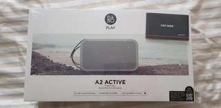 B&O PLAY BeoPlay A2 Active 無線藍牙喇叭 星光銀 公司貨
