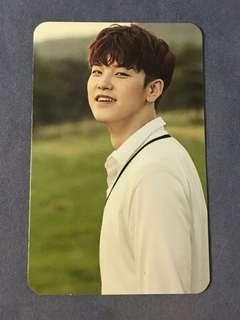 B.A.P Zelo Blue Honeymoon Single Album Official Photocard