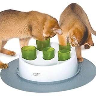 Catit Senses 2.0 Digger Tempat Makan Kucing Cat Food Bowl Multifungsi