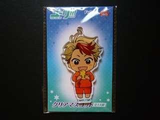 Yuri!!! on Ice Mascot Acrylic Keychain