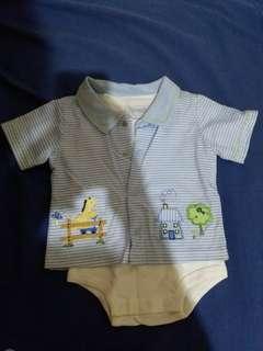 Baju bayi impor