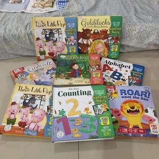 Buku Ajaib Bbw 2019 / Buku Ajaib Little Hippo / Buku Ajaib Magic Hippo / Buku Cerita Anak 4D