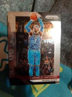 Camelo Anthony nba卡