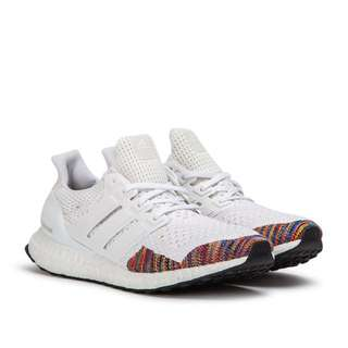 b7911128e3e5b Adidas Ultraboost 1.0 LTD  Legacy Pack  White   Multicolor