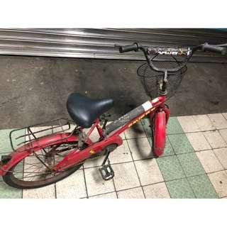 板橋 幼兒 小朋友 兒童 自行車 腳踏車 代步車 二手 中古 功能正常 菜籃