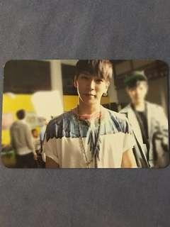 B.A.P Him Chan One Shot Album Official Photocard