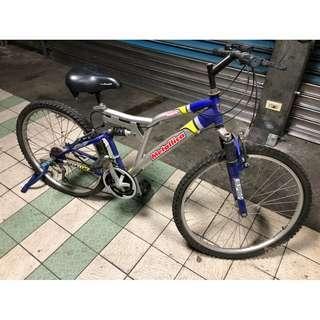 板橋 變速 避震 自行車 腳踏車 代步車 二手 中古 功能正常