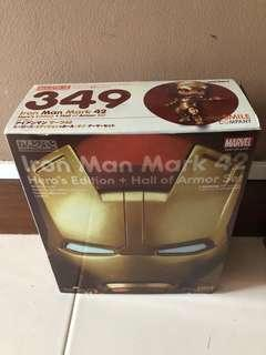 🚚 Iron Man Mark 42 + Avengers Nendoroid