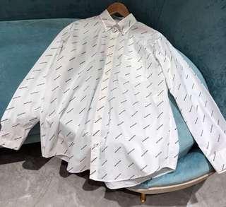 Balenciaga(巴黎世家)——白襯衫