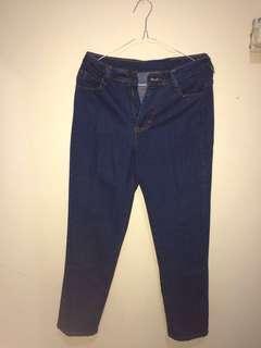 pullandbear boyfriend jeans