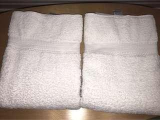 XL bath towels 76x145cm (30x57inch)