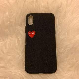 CDG Hardcase for Iphone X